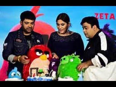 Angry Birds Movie 2 - Hindi Trailer   Kapil Sharma   Archana Puran Singh   Kiku Sharda