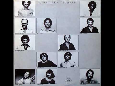 CALDERA ~ TIME AND CHANCE 1978 FULL ALBUM indir