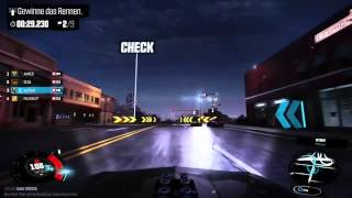 The Crew BETA  First Race