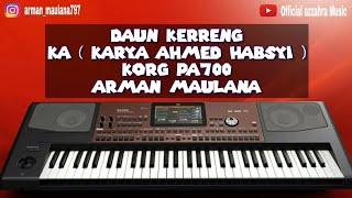 Download DAUN KERRENG - karaoke No Vocal KA ( Karya Ahmed Habsyi )