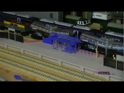 LAYOUT UPDATE 32 (Part 1 Tackley Station Kit)