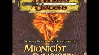 Midnight Syndicate - Official AD&D Game Soundtrack. Track 8- Skirmish