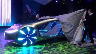 Автомобили Абсолютно Нового Поколения