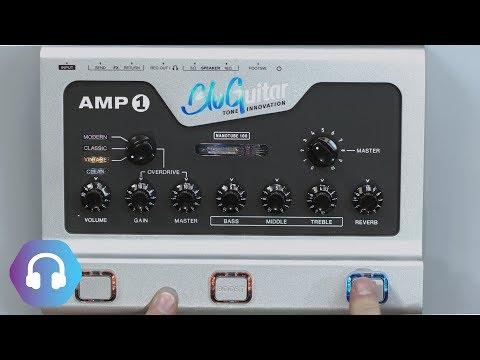 BluGuitar Amp 1 - Demonstration by Thomas Blug.