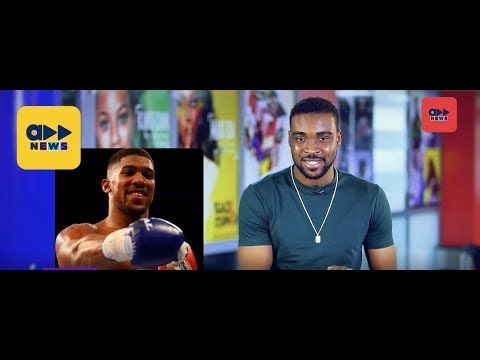 Accelerate News- Anthony Joshua Is A British Knight