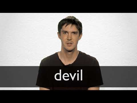 Devil definition and meaning | Collins English Dictionary