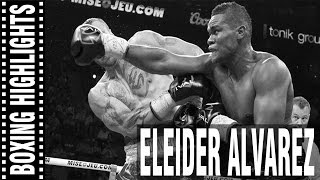 Eleider Alvarez Highlights