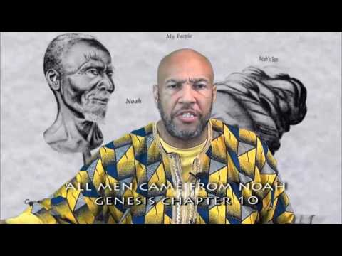 African American History-All Men came from Noah