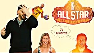 Мир спорта: Матч всех звёзд НБА и супершайба Ягра(, 2017-02-22T13:58:02.000Z)