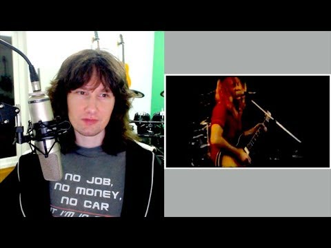 British guitarist reacts to Rush's masterclass in ability, subtlety and dynamics
