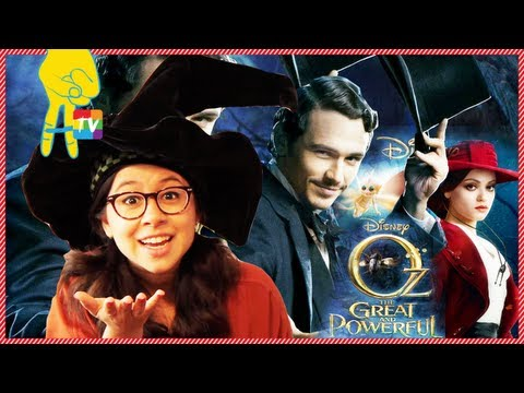 Oz The Great and Powerful   Chloe s