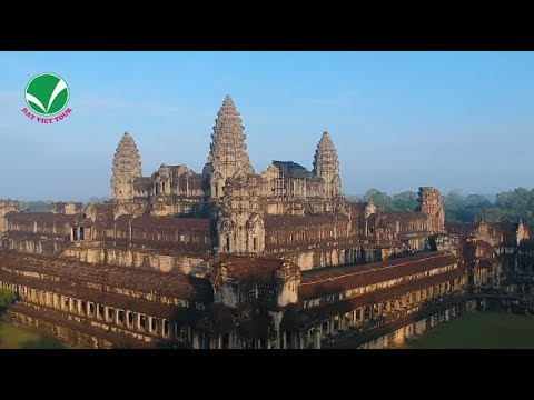 """Du lịch Campuchia – Khám phá """"Đất nước chùa tháp"""""""