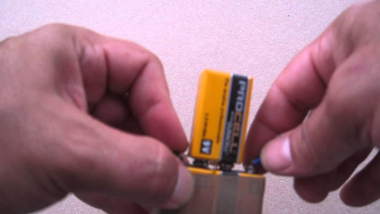 How To Test Find Sprinkler Irrigation Wires With Battery Prepper Mend Underground Electrical Wire Diy Idea