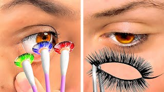 Weird Makeup Hacks From Artists
