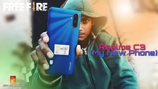 Realme C3 New Mobile Gaming For Free Fire Test & PUBG / Realme C3 5000mAh Bettry🔥Life....