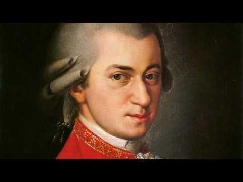 """Mozart ‐ Der Schauspieldirektor, K 486∶ Act I, Scene VII Arietta """"Da schlägt des Abschieds Stunde"""" M"""