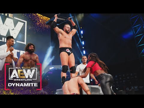 Cody Rhodes vs QT - How Did This Exhibition Match End So Horribly Wrong? | AEW Dynamite, 3/31/21