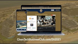 Amazing Content from Dii Partners' Meeting 2021 (Hybrid Event: Live in Dubai & Worldwide Online)