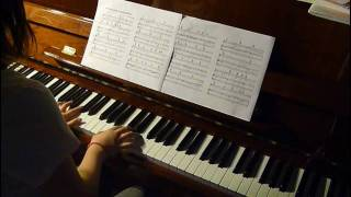 Part of Your World (Reprise) Piano Cover