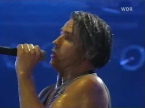 Rammstein   LIVE Koln, Bizarre Festival, Germany, 1997 08 17 FULL PROSHOT HQ
