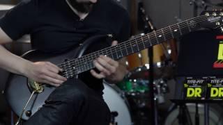 DR Cuerdas Guitarra Eléctrica 6 Cuerdas TITE-FIT™ MT-10-46 Medium video