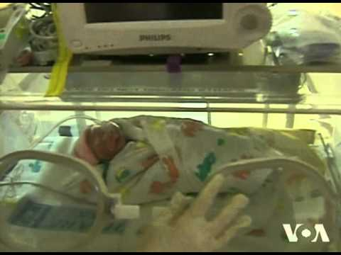 US Doctors See Surge In Newborns Addicted To Mothers' Pain Pills