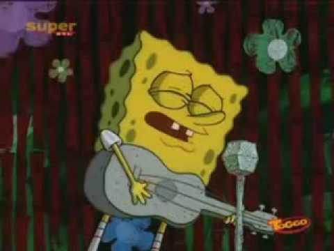 Spongebob Sings Wedding Dress