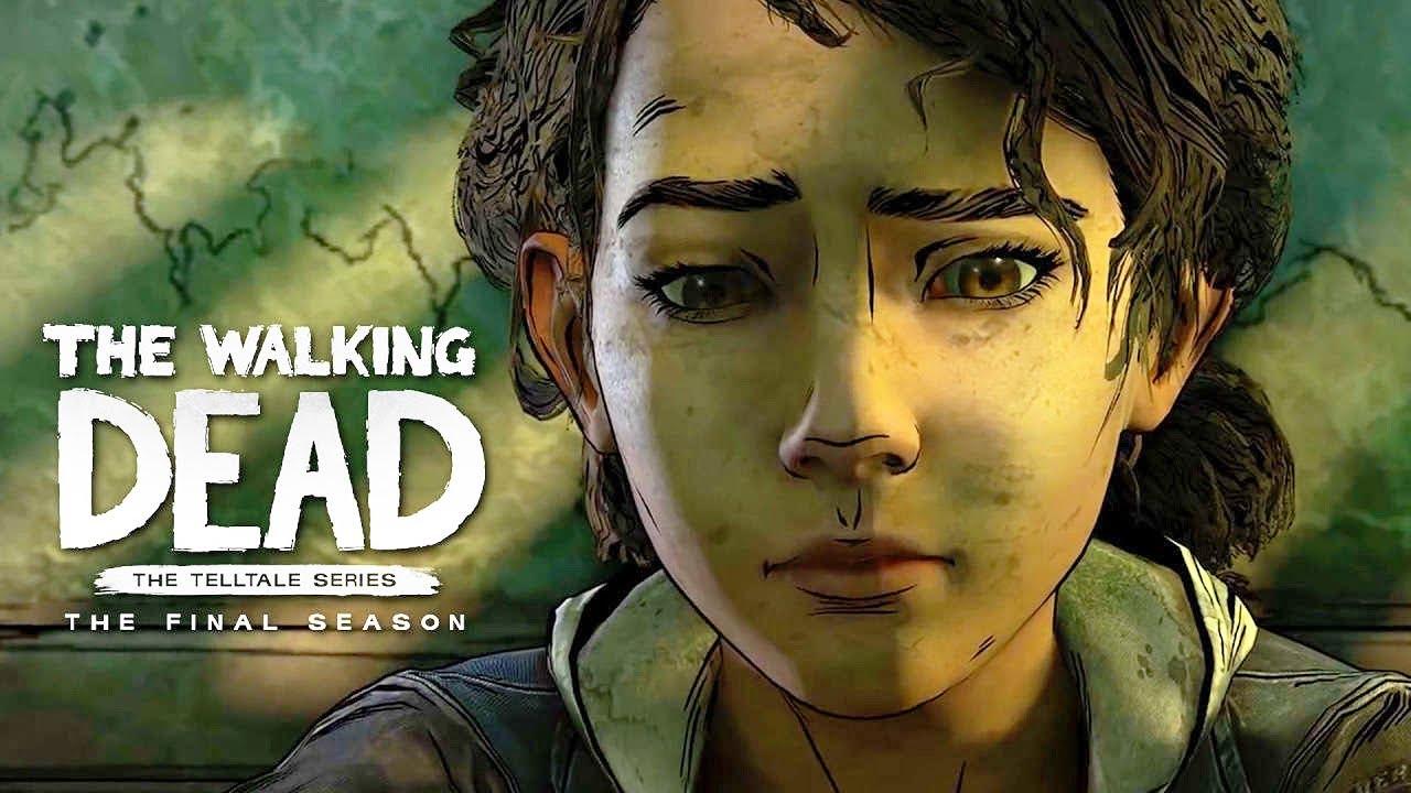 The Walking Dead Final Season Ep 3 Part 1