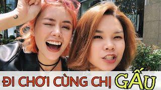 Song Thu Vlog: ĐI DẠO, ĂN UỐNG CÙNG GẤU ZOAN VÀ ANH THƯ- SONG THƯ CHANNEL
