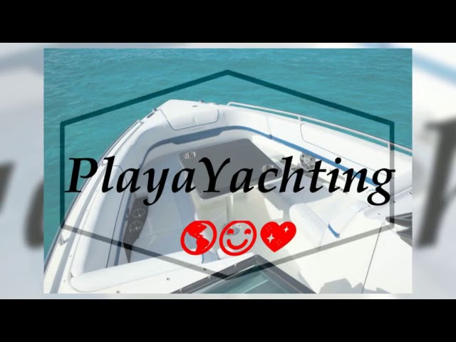 Riviera Maya Yacht Party