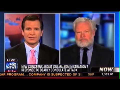 Thomas Ricks Pulitzer Prize Winner Accuses Fox News Of