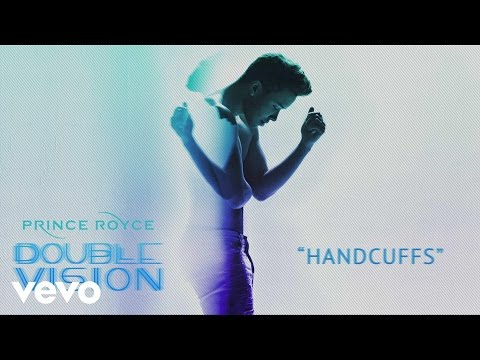 Prince Royce  Handcuffs Cover