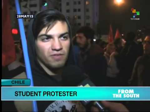 Chile: Students Escalate Protests for Free, Quality Education for All
