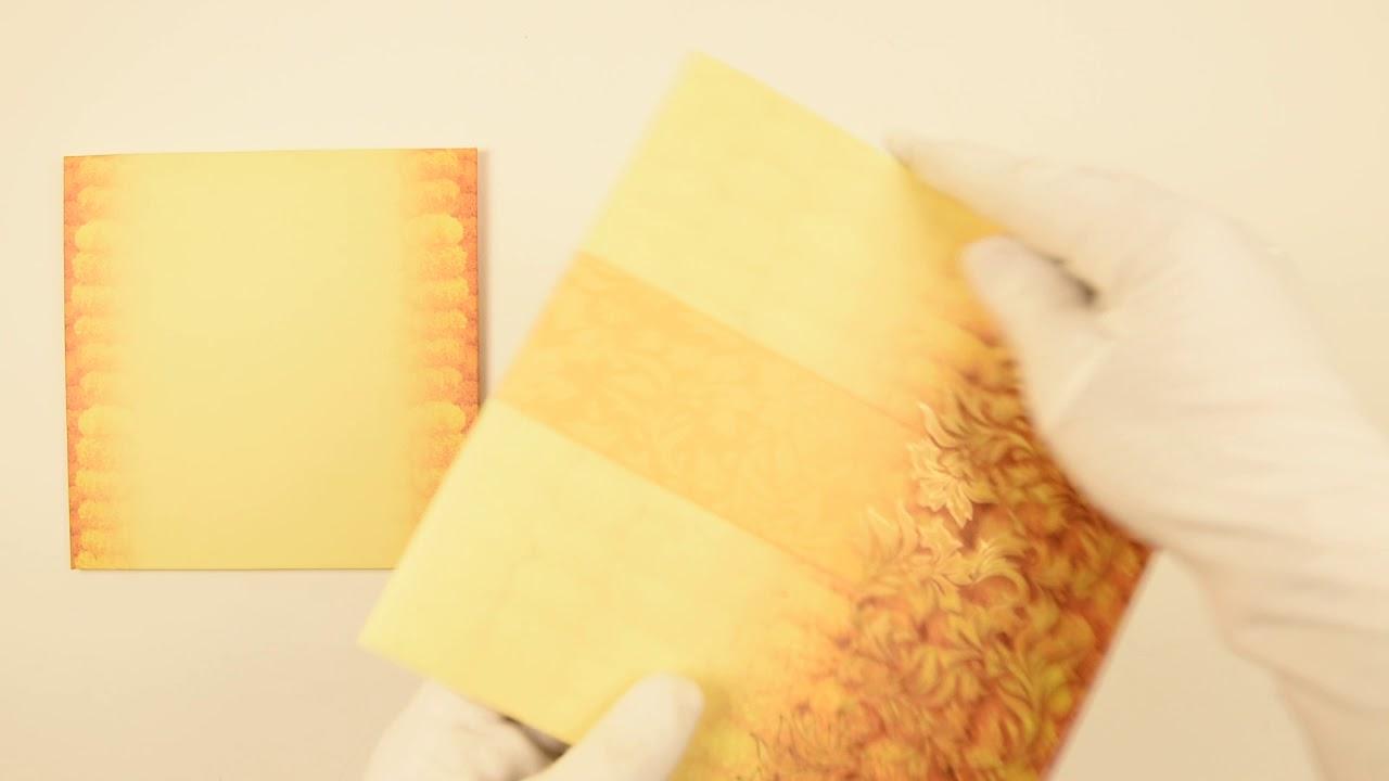D-8792, Multicolor card Color, Multicolor Offset Cards, Designer Multifaith  Invitations, - YouTube