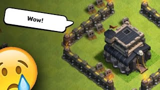 """Clash of Clans: """"WORST. DEFENSE. EVER."""" ... GIMME MY LOOT BACK"""