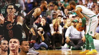 LeBrons NEW Team DESTROYS Kyrie Irving & Celtics!! Cavs vs Celtics!