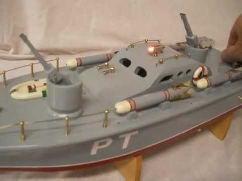 PT BOAT RESTORATION I8in. JAPANESE HOW TO RESTORE A ITO ...