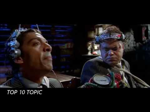 Sanjay Mishra Comedy Scene In One Two Three Movie Bomb Explosion Diploma.