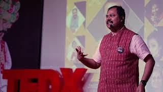 Women are extraordinary in the business | C. K. Kumaravel | TEDxTaxilaBusinessSchool