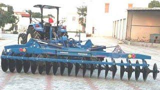 Dekho zor new Holland 9010 4wd vs 40 hydraulic disk