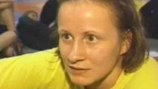 Brigitte Wagner (1 de 3) - female wrestling world champion