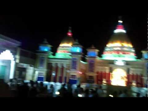 Shantinagar Durga puja  (2011),  Dhubri (ASSAM) .mp4