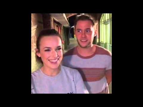 Iain De Caestecker and Elizabeth Henstridge  Facebook Live Q&A