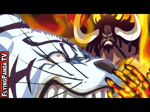 ODA HAS ALREADY REVEALED IT TO US ?   KAIDO'S RIVAL Revealed?!    One Piece chapter 922+