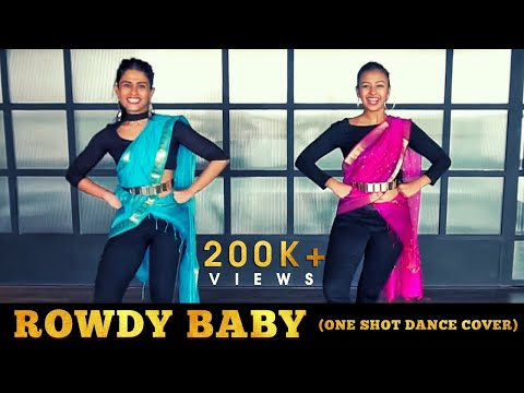 Rowdy Baby (One Shot Dance Cover) l Team Naach Choreography | Maari 2