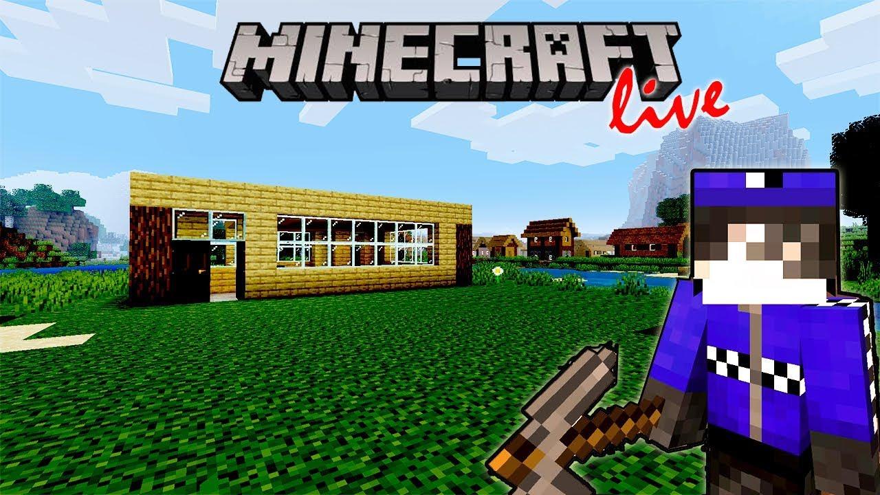 Minecraft LIVE | Deep Exploring
