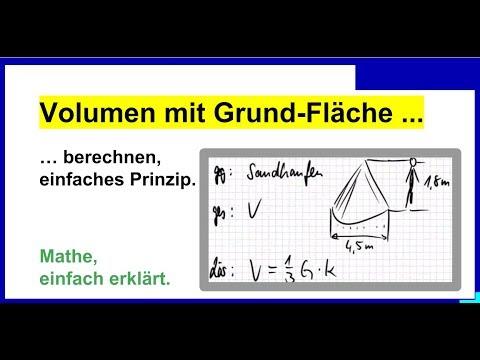 Mehrfache Integration (3 von 3): Transformation | Polar-, Zylinder-, Kugelkoordinaten from YouTube · Duration:  8 minutes 34 seconds