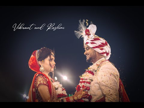 Vikrant And Rashmi Wedding Teaser | Kameraworks
