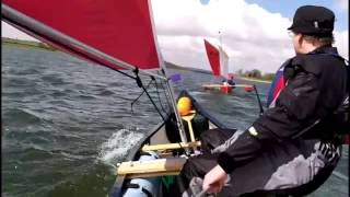 Open Canoe Sailing Group - Rutland Water Meet - April 2012
