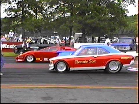Sox amp Martin Colt vs Lambo Match Race 1994 Etown YouTube